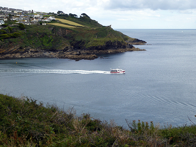 The Fowey to Mevagissey Ferry