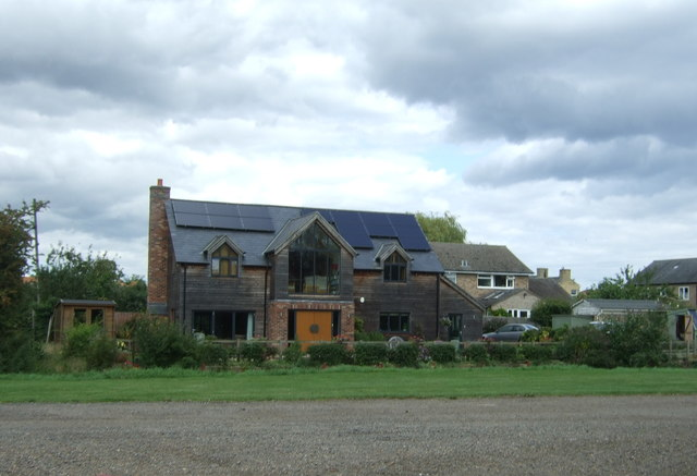 New house in Aldreth