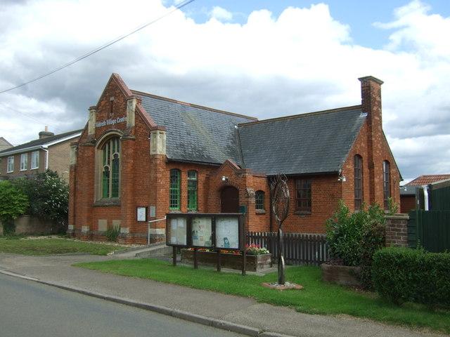 Aldreth Village Centre