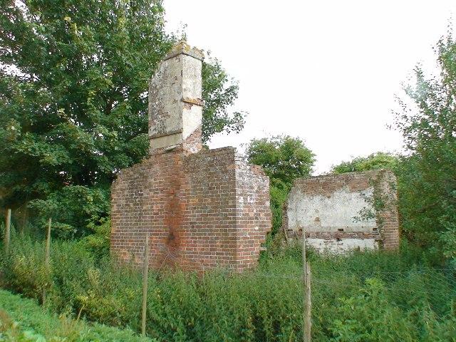 Former farmhouse