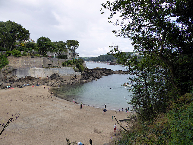 The beach at Readymoney