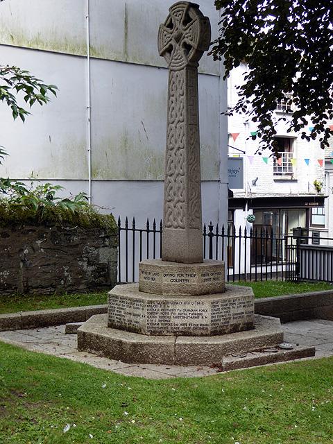 Fowey War Memorial