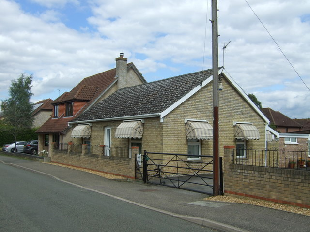 House on Clarke's Lane, Wilburton
