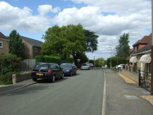 Clarke's Lane, Wilburton