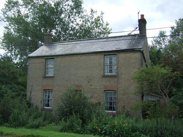 Cottage on Twenty Pence Road (B1049)