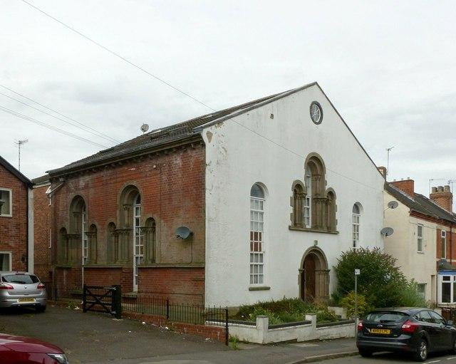 Former Independent Chapel, Burns Street