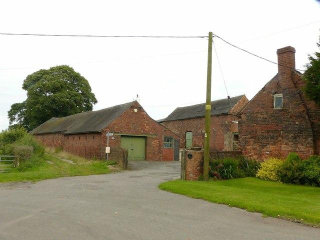 Upper Hagg Farm, Dale Abbey