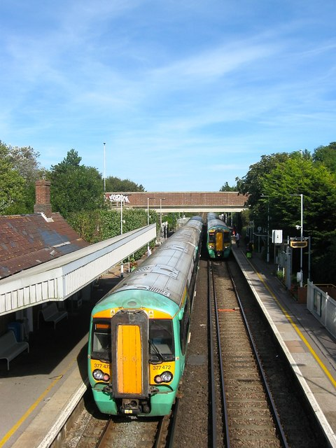 Goring-By-Sea Station
