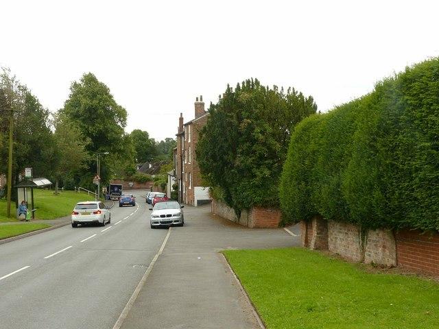 Bare Lane, Ockbrook
