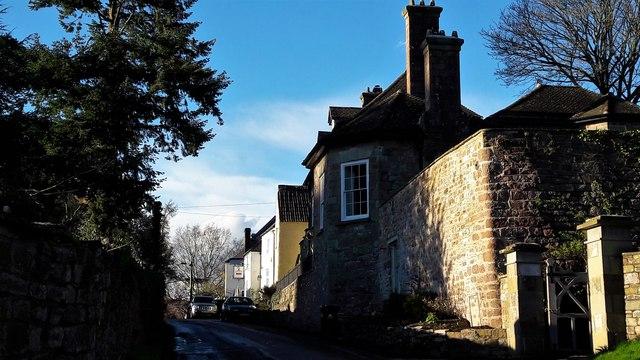 The Dower House. Newland