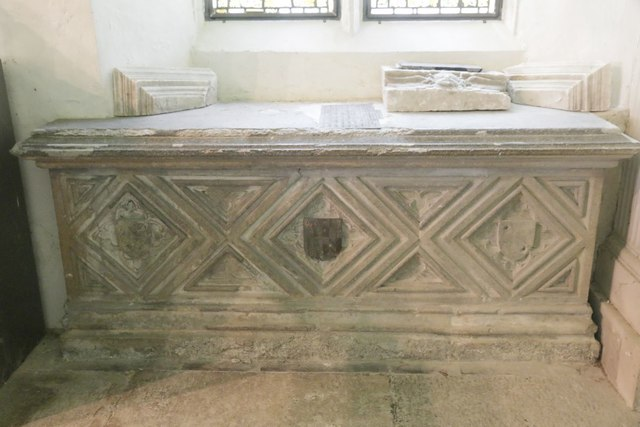 Tomb Chest in the Chapel