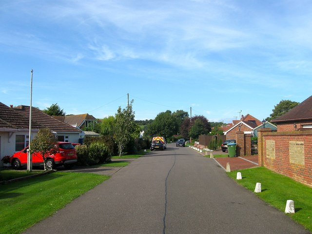 Downview Road, Ferring