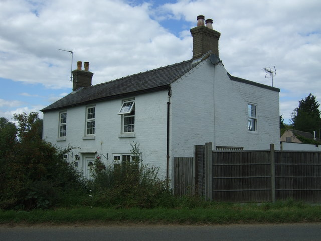 Former public house, Smithy Fen Bridge