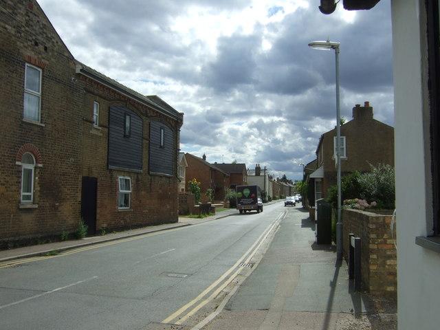Lamb's Lane, Cottenham