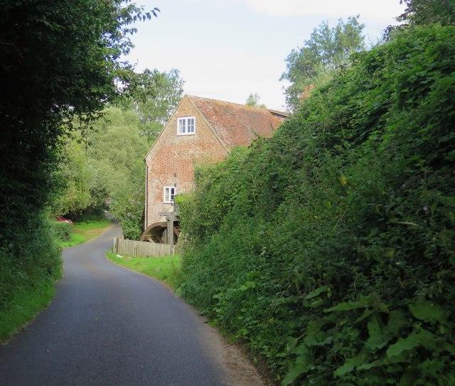 Mill Lane, Yafford