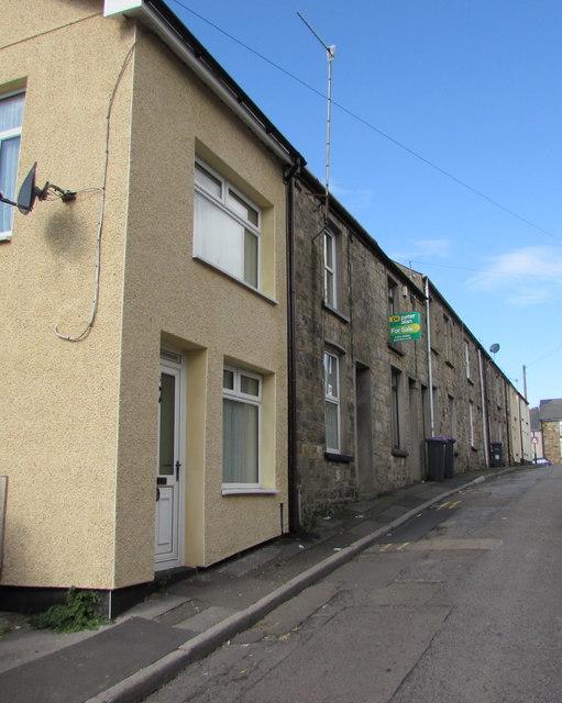 Burford Street houses, Blaenavon