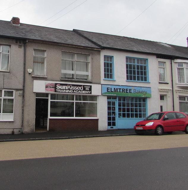Elmtree Bakery, 33 Church Road, Newport