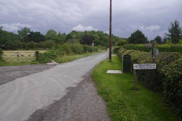 Road, Litmarsh