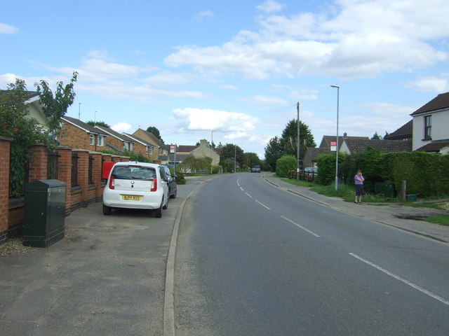 Denny End Road