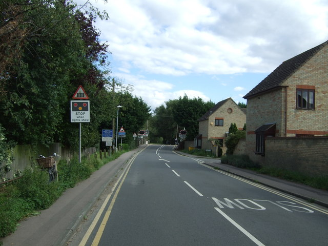 Station Road, Waterbeach