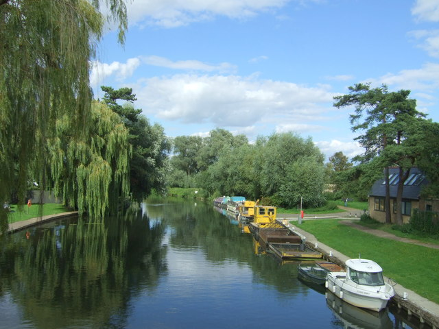 The River Cam at Clayhithe