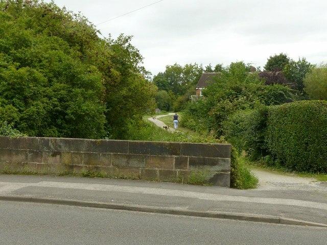 Barnes's Bridge, Borrowash