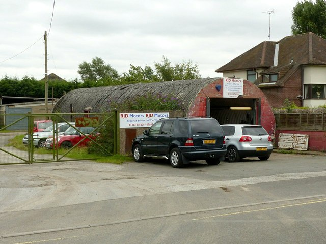 RJD Motors, Brook Road, Borrowash