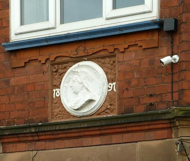 Diamond Jubilee plaque, Draycott