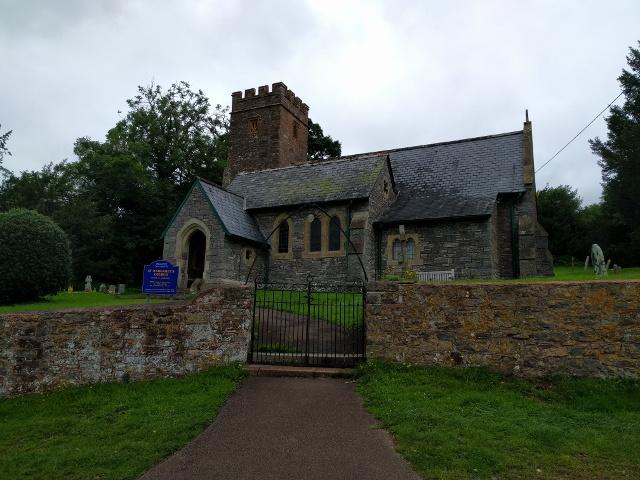 Church at Thorne St Margaret