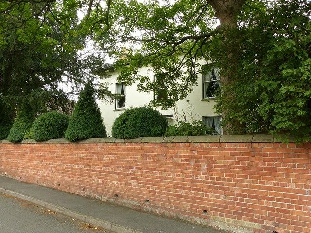 Draycott Hall, Derwent Street