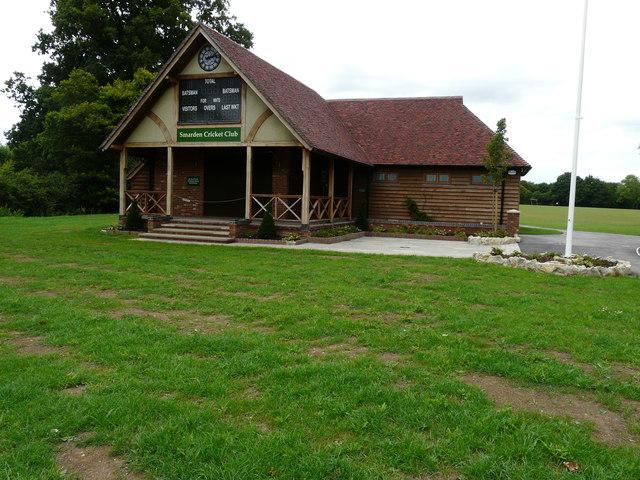 Smarden Cricket Club Pavilion, The Minnis