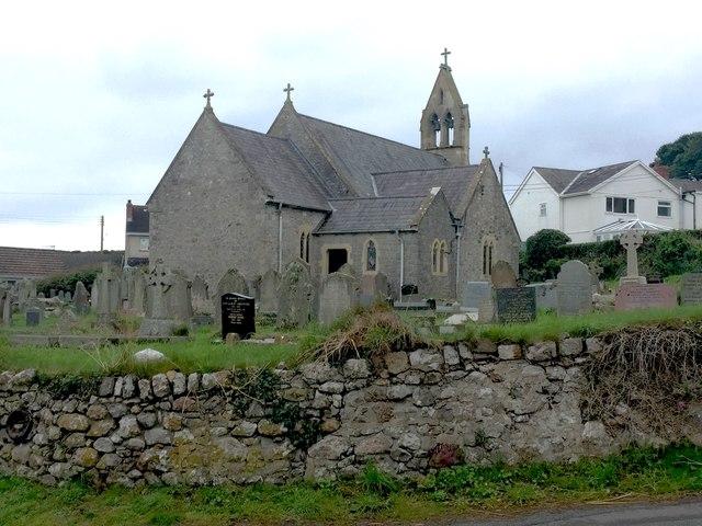 St.Cattwg's Church