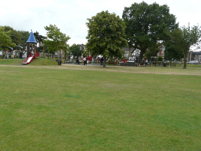 Play area, Radnor Park