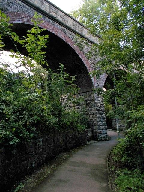 Drury Viaduct Mansfield