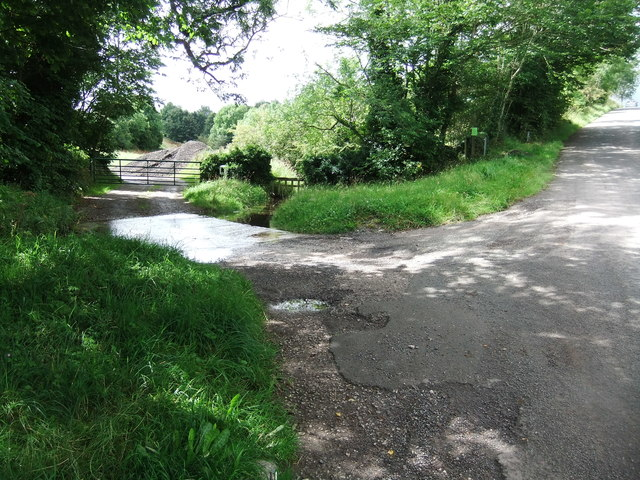 Ford near Morland
