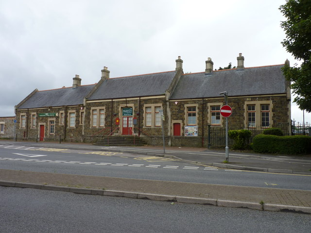 Town Station Pathfield School, Barnstaple (2)