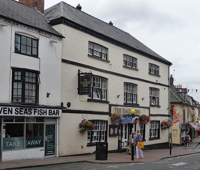 The Eagle Inn, Ross-on-Wye