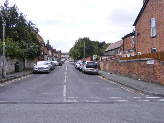 Bingley Street
