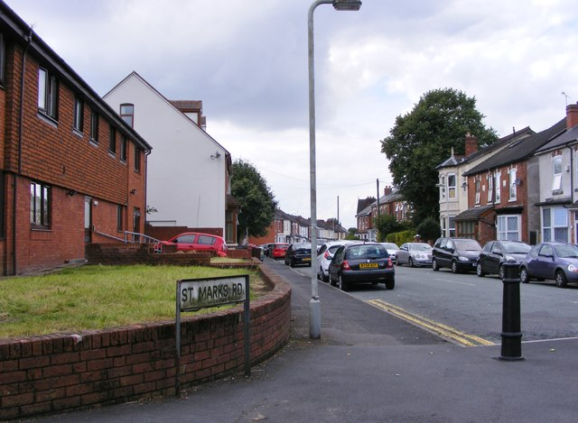 St Marks Road