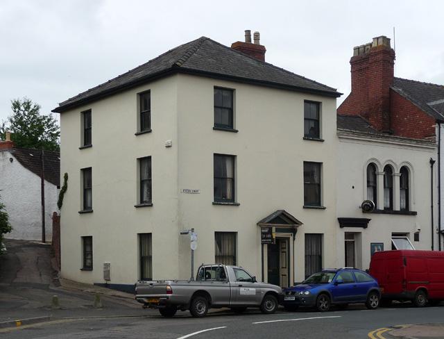20-21 Station Street, Ross-on-Wye
