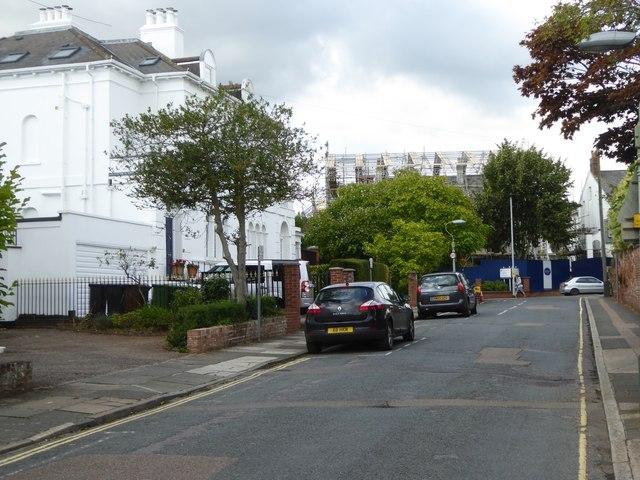Victoria Park Road, Exeter