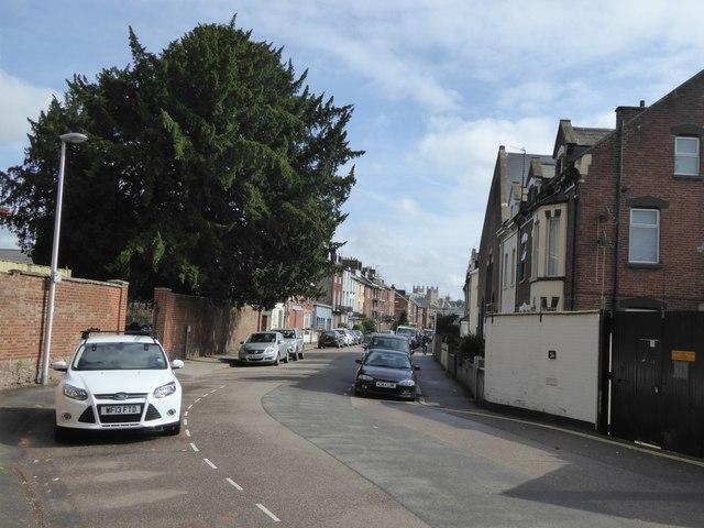 Church Road, St Thomas, Exeter