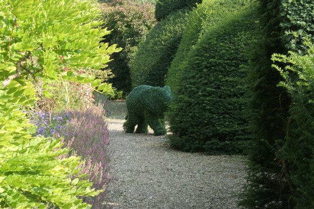 Elephant, Levens Hall