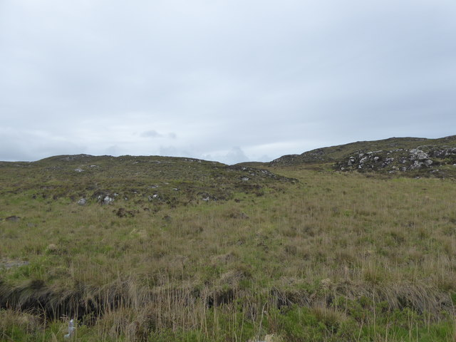 Wet moorland near Ardnamurchan Point