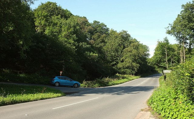 Junction on B3179