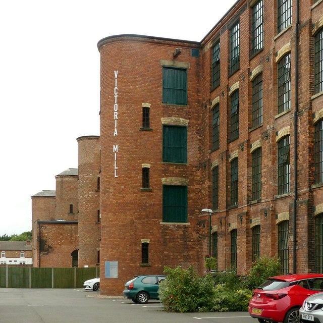 Victoria Mill, Draycott