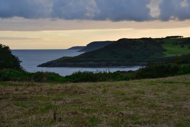The Mumbles : Coastal Scenery