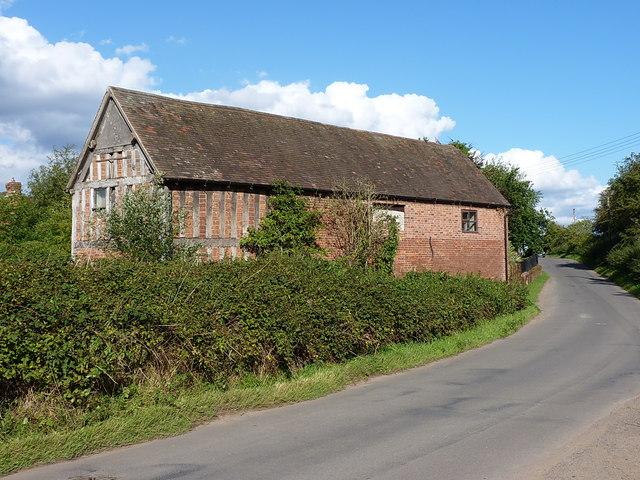Listed stable range at Rodington