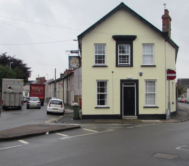Former Star Inn, Maindee, Newport