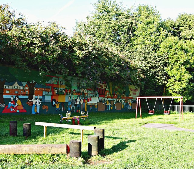 Dings Park, St Philips, Bristol 2